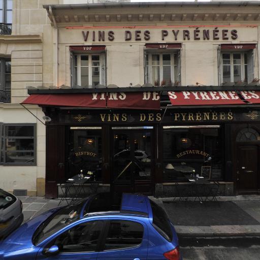 Le Vins des Pyrénées - Café bar - Paris