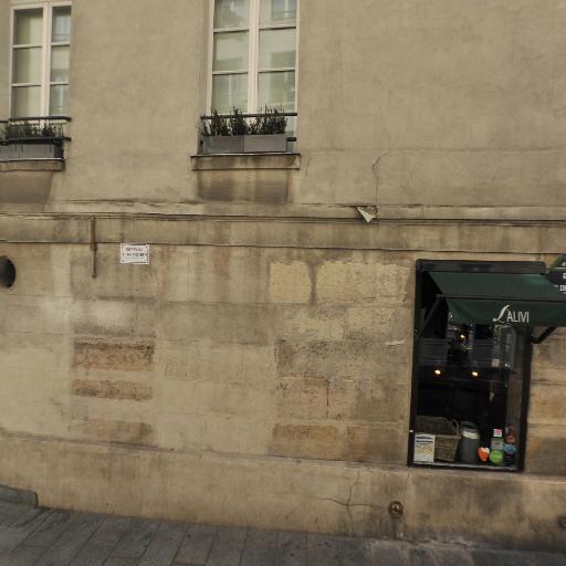 Société D'Exploitation L'Alivi - Restaurant - Paris