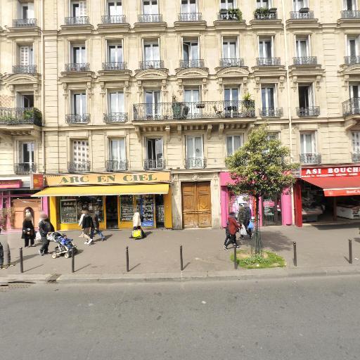 Thudy - Couture et retouches - Paris