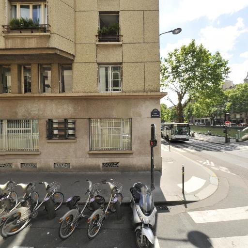 Station Vélib' Alibert - Jemmapes - Vélos en libre-service - Paris