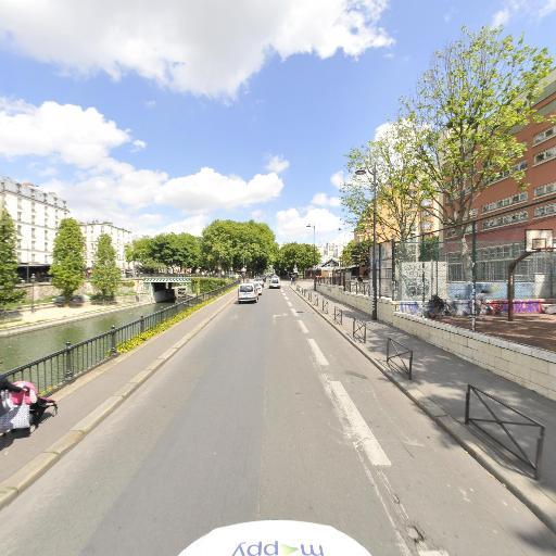 Square des Recollets - Parc, jardin à visiter - Paris