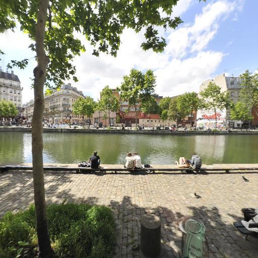 Canal Saint-Martin - Attraction touristique - Paris