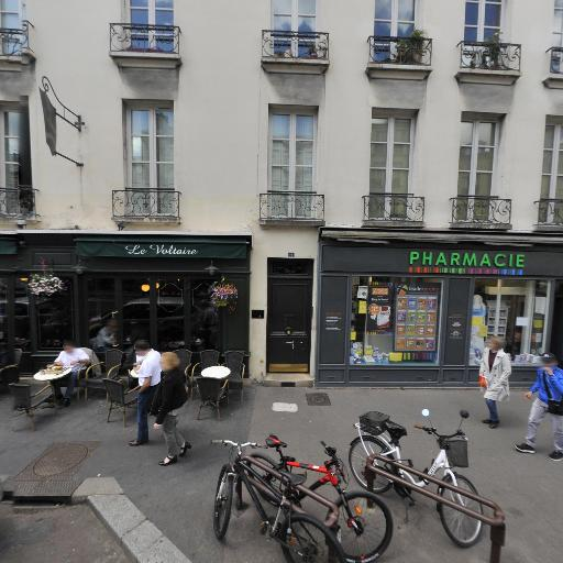Pharmacie Rafael - Pharmacie - Versailles