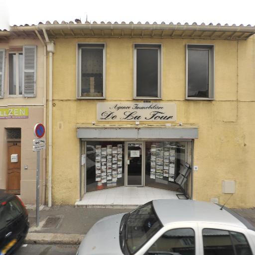 Agence Immobilière De La Tour - Agence immobilière - Marseille