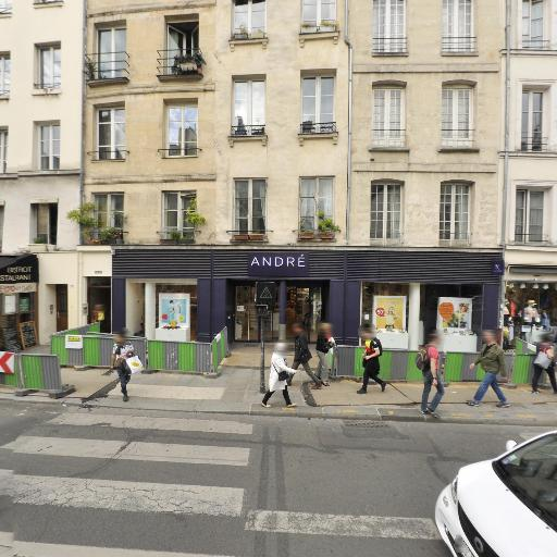 Beaumet Enya - Café bar - Paris