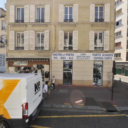 Acsf - Vérandas - Saint-Germain-en-Laye