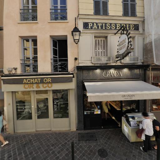 Patisserie Grandin - Pâtisserie - Saint-Germain-en-Laye
