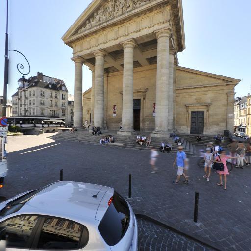 Aire de covoiturage Chateau - Aire de covoiturage - Saint-Germain-en-Laye