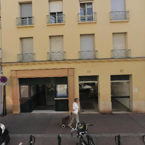 Parking Indigo Les Coches - Parking public - Saint-Germain-en-Laye