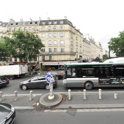 A Fleur de Pot - Fleuriste - Paris