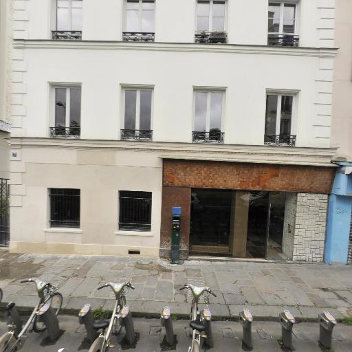 Station Vélib' Lucien Sampaix - Récollets - Vélos en libre-service - Paris