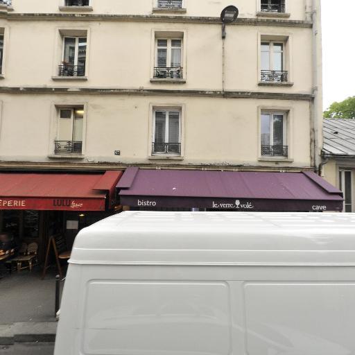 les Vins Dans l'Espace - Caviste - Paris