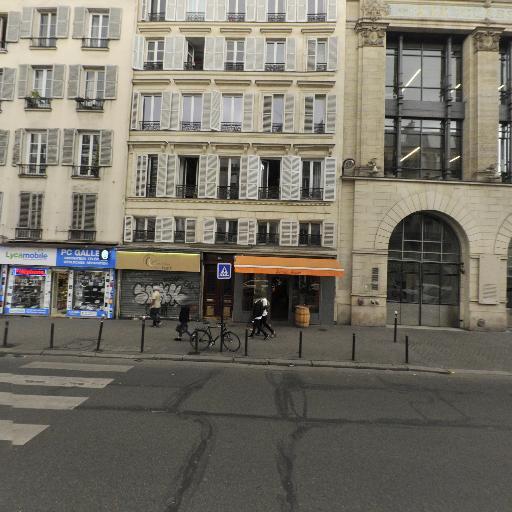 Levain, Le Vin - Café bar - Paris