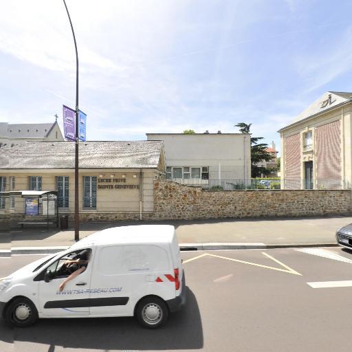 Lycée Privé Sainte Geneviève - Enseignement supérieur privé - Versailles