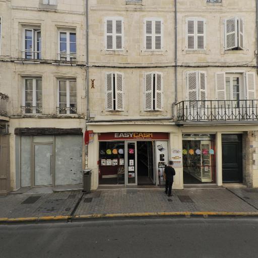 Easy Cash - Création en joaillerie - La Rochelle