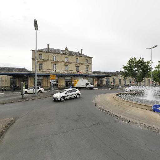 Parking Effia Niort Gare Sncf - Parking public - Niort