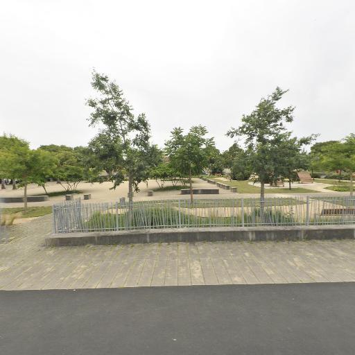 Square Georges-Renon - Parc et zone de jeu - Niort