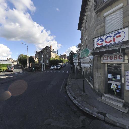 Auto-école ECF Brive La Gaillarde - Formation continue - Brive-la-Gaillarde