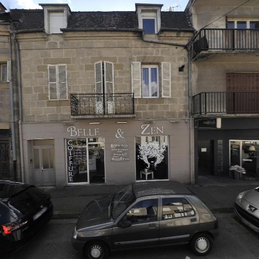 Belle Et Zen Coiffure - Coiffeur - Brive-la-Gaillarde