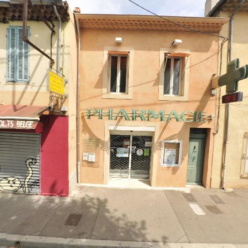 Pharmacie Gadilhe - Pharmacie - Aix-en-Provence