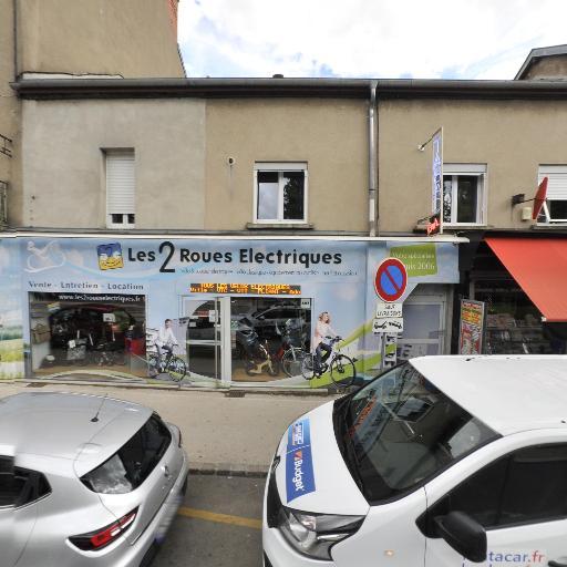 Les 2 Roues Electriques - Location de vélos - Dijon