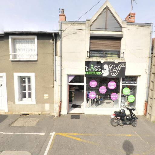 Dass Coiff - Coiffeur - Bourges