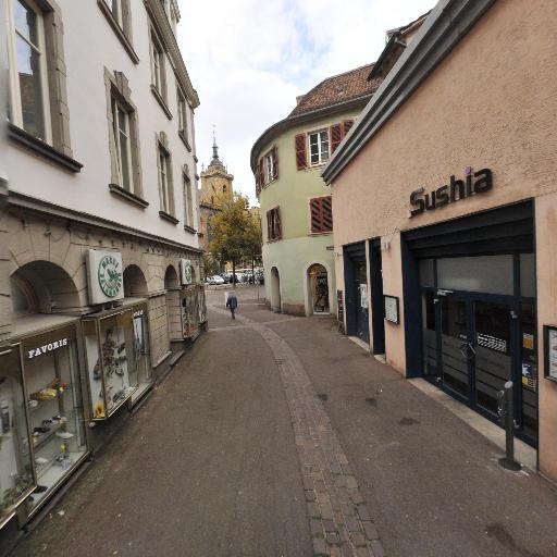 Nrj - Station de radio - Colmar
