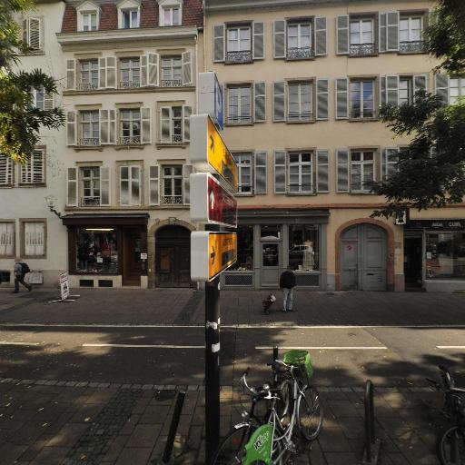 Maison Bossert - Articles de fêtes - Strasbourg