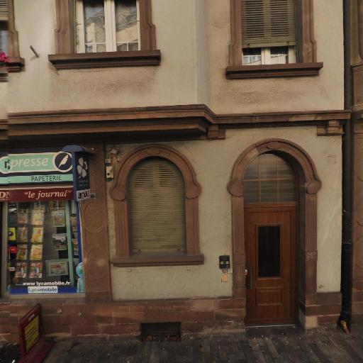 Mag Presse Tabac du Centre adhérent - Transport express - Strasbourg