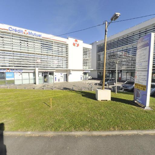 Crédit Mutuel - Banque - Pau