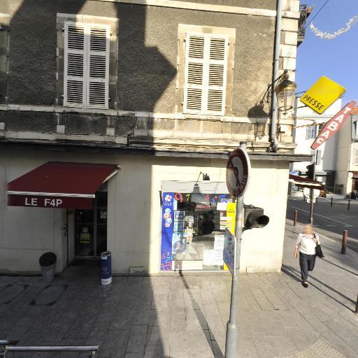 Le F4p - Bureau de tabac - Pau