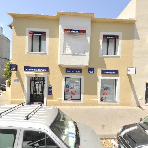 Axa Peyronel & Bonnet-frey Agents Generaux - Société d'assurance - Marseille