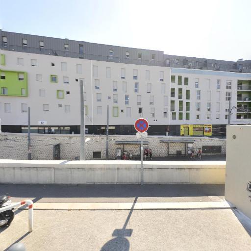Aire de covoiturage Blancarde - Aire de covoiturage - Marseille