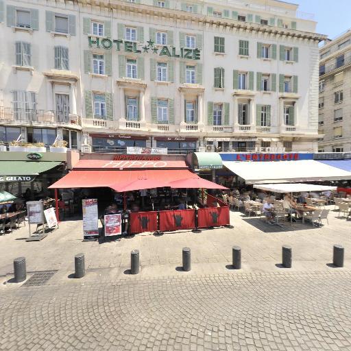 Hôtel Life Marseille VP - Vieux Port - Restaurant - Marseille