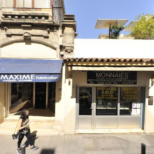 La Parpaïolle - Monnaies et médailles - Marseille