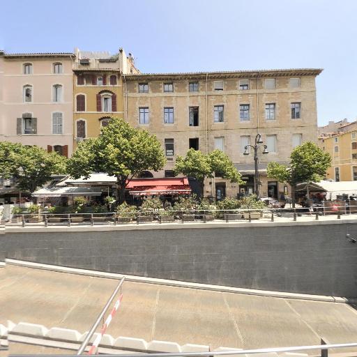 Parking Estienne d'Orves - Parking public - Marseille