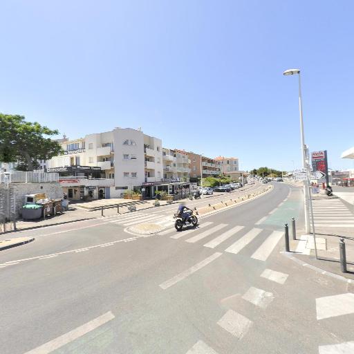Station Service Avia - Station-service - Marseille