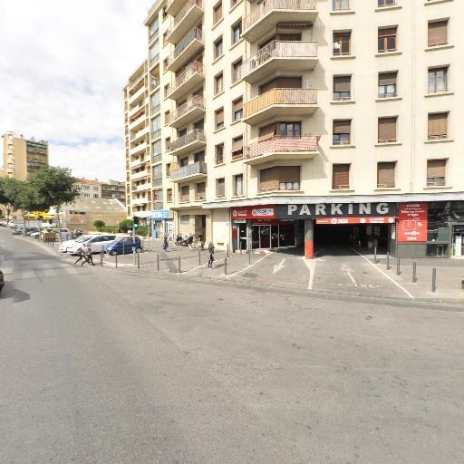 Parking Parking Clients Super U Marseille Sakakini - Parking - Marseille