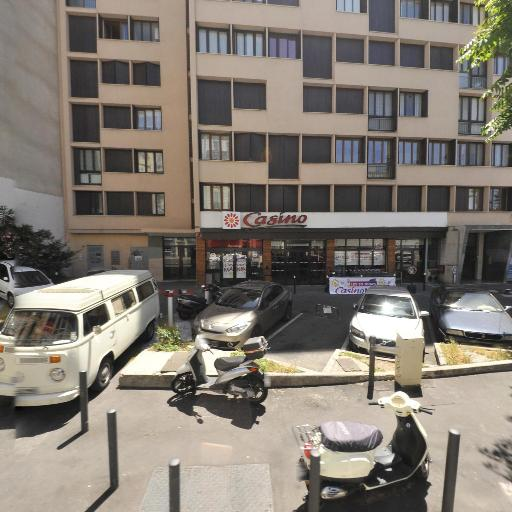 Heuze Olivier - Ramonage - Marseille