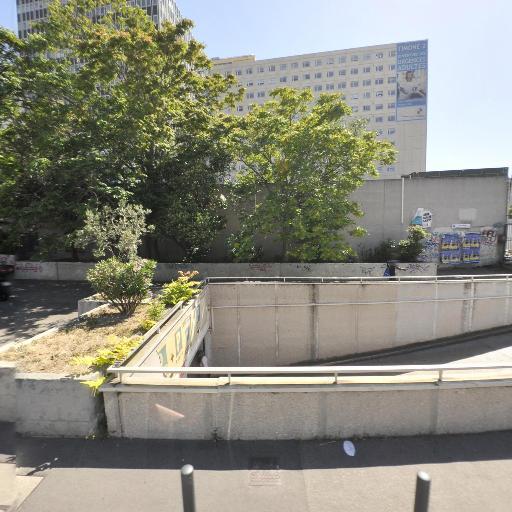 Parking La Timone - Parking - Marseille