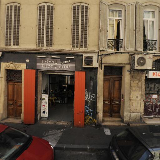Scherer Blandine - Écrivain public - Marseille