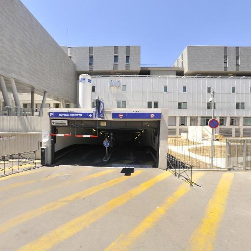 Parking Hôpital Européen - Parking - Marseille