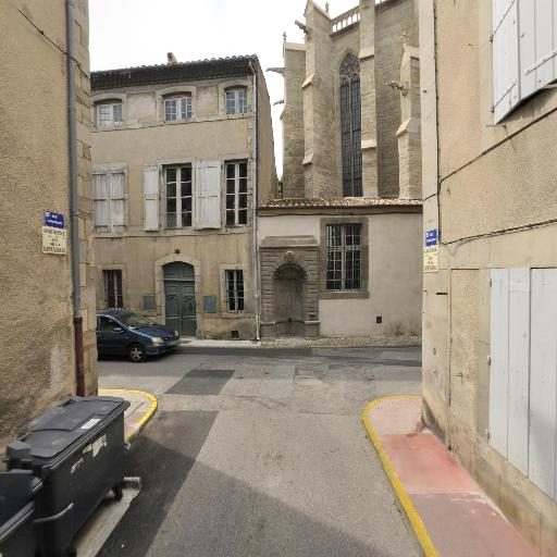 Fontaine Saint-Michel - Attraction touristique - Carcassonne