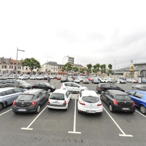 Parking Marcadieu - Parking - Tarbes