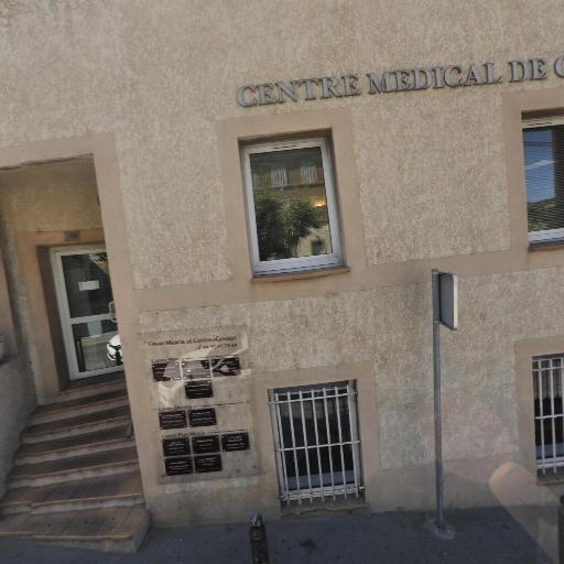 Marie-Claude Celhaiguibel - Médecin généraliste - Marseille