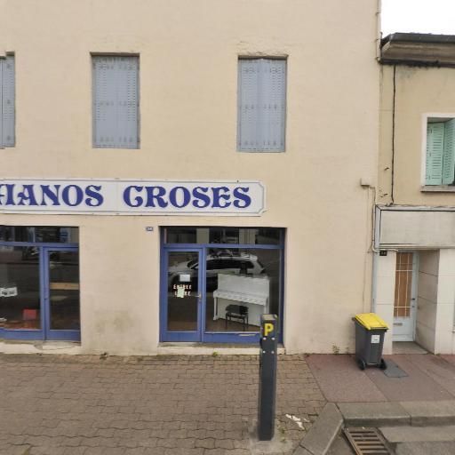 Croses Pianos - Vente et location d'instruments de musique - Bourg-en-Bresse