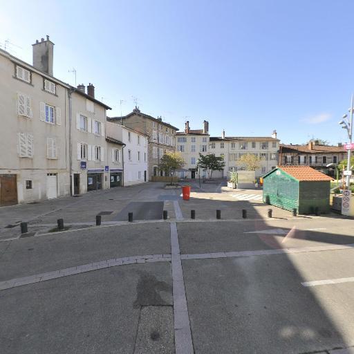 Granger Nicolas - Banque - Bourg-en-Bresse