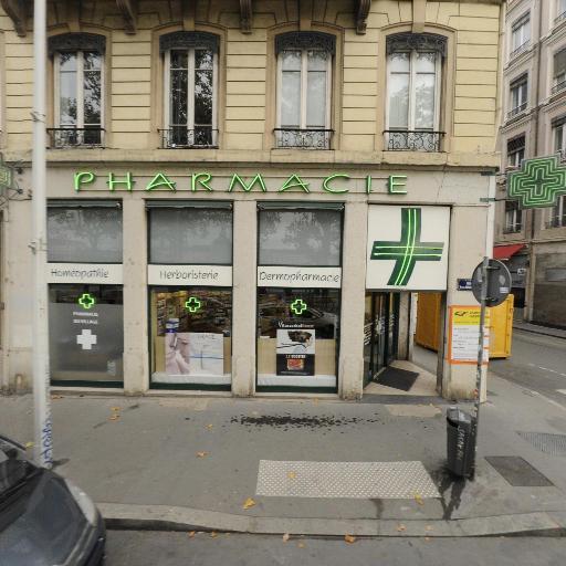 Pharmacie Du Village - Pharmacie - Lyon