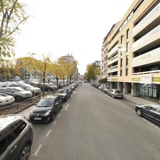 Aire de covoiturage Parking du Palais de Justice - Aire de covoiturage - Annecy