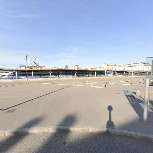 Aire de covoiturage Gare d'Annecy - Aire de covoiturage - Annecy